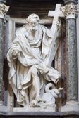 Rome - st. Philippe from Lateran basilica — Stock Photo