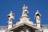 Détail de Rome - Basilique santa maria magiore - de colonnade — Photo