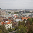 Stock Photo: Budapest - outlook from Budto st. Stephen cathedral