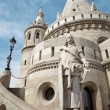 Stock Photo: Budapest - Fisherms Bastion