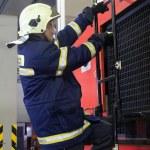 Fireman — Stock Photo #14883615