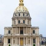 Paris - Pantheon from north — Stock Photo