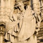 Постер, плакат: Rome statue for Palace of Justice Salvio Giuliano