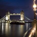 London - Tower bridge in moring — Stock Photo #14885677