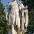 Paris - Pericles statue from Tuileries garden — Stock Photo #14887217