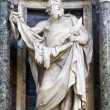 Apostle Bartolomeo - Rome - Lateran basilica — Stock Photo