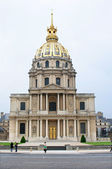 Paris - Pantheon from north — Stock Photo