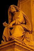 Roma - peygamber yeşaya tarafından i̇spanya merdiven maria sütundan — Stok fotoğraf