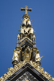 London - summit of prince Albert memorial — Stock Photo