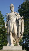 Paris - Pericles statue from Tuileries garden — Stock Photo