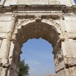 Rome - Titus triumph arch — Stock Photo #18563341