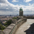 Stock Photo: Brussels - outlook from National Basilicof Sacred Heart