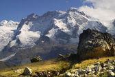 Breithorn - suiza — Foto de Stock