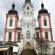 Mariazell - holy shrine from Austria - Stock Photo