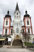 Mariazell - holy shrine from Austria — Stock Photo