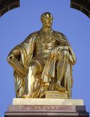 Londyn - pomnik księcia alberta — Zdjęcie stockowe