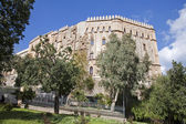 Palermo - Norman palace or Palazzo Reale — Stock Photo