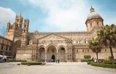 Palermo - Sanctuary of Cathedral or Duomo — Stock Photo