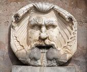 Rome - Fontaine de l'église de santa sabina — Photo