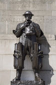 London - memorial from first world war — Foto de Stock