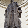 Stock Photo: Rabbi löw statue from prague