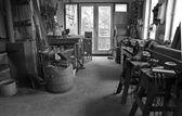 Smithy - workroom — Stock Photo