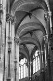 Paris - Saint Eustache church — Stockfoto