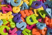Tecken - leksaker — Stockfoto