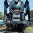 Old steam locomotive — Stock Photo #40568733