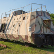 Stock Photo: Armoured Germwagon form second world war - combat train