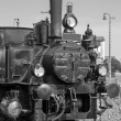 Old steam locomotive — Stock Photo #40816437