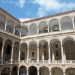 Palermo - Atrium of Norman palace or Palazzo Reale — Stock Photo #40818823