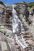 High Tatras - waterfall Skok - Slovakia — Stock Photo