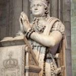 ������, ������: Paris prayer of king Louis XVI from Saint Denis gothic cathedral