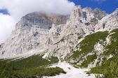 Mt. pelmo - dolomites — Stock Photo