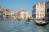 VENICE, ITALY - MARCH 13, 2014: Canal Grande. — Stock Photo