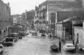 VENICE, ITALY - MARCH 14, 2014: Fondamente Nove and canal — Stock Photo