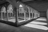 Venice - atrium of church San Francesco della Vigna — Stock fotografie
