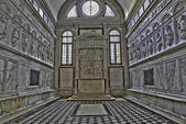 "VENICE, ITALY - MARCH 14, 2014: Chapel Badoer-Giustinian or ""dei profeti"" - prophets in church San Francesco della Vigna completed in 1509 by Pietro Lombardo and Tullio and Antonio Lombardo. — Stock Photo"