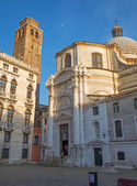 Venice - chiesa di San Geremia in evening light — Foto Stock
