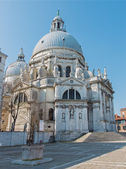 Venice - Santa Maria della Salute church in morning light — Stock Photo