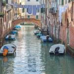 Постер, плакат: Venice Look from Ponte de San Francesco bride to Rio di San Francesco