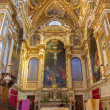 ������, ������: BOLOGNA ITALY MARCH 17 2014: Presbytery of baroque church San Michele in Bosco