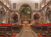 VENICE, ITALY - MARCH 13, 2014: Church Chiesa dei Santi XII Apostoli — Foto Stock