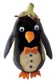 Bakłażan pingwin — Zdjęcie stockowe