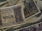 Paper Money — Stock Photo