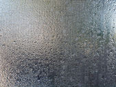Condensation on a window — Stock Photo