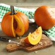 Autumn pumpkins — Stock Photo #13301943