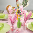 Royalty-Free Stock Photo: Easter table setting