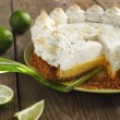 Key lime pie — Stock Photo #24026683